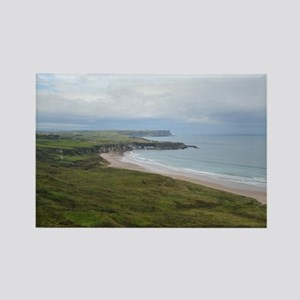 Ireland Landscape Rectangle Magnet