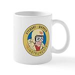 Stewart Warner Retro Mugs