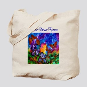 Monarchs At Sunset 20x16 Poster Tote Bag
