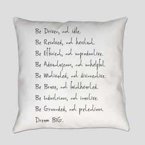 Be Everyday Pillow