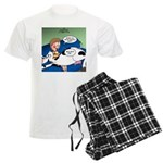 Bessie BFF Men's Light Pajamas