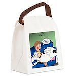 Bessie BFF Canvas Lunch Bag