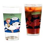 Bessie BFF Drinking Glass