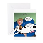 Bessie BFF Greeting Cards (Pk of 10)