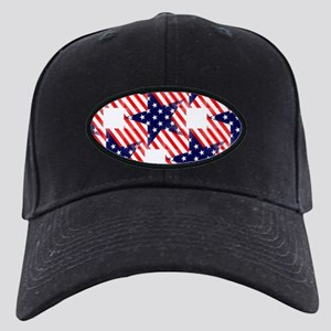 patriotic star Black Cap
