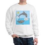 Shark Jumping Sweatshirt