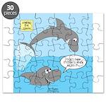 Shark Jumping Puzzle