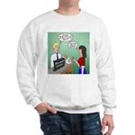 Airline Baggage Fees Sweatshirt