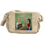 Airline Baggage Fees Messenger Bag