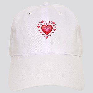 Donate Life Heart burst Cap