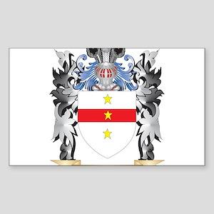 Ferretto Coat of Arms - Family Crest Sticker
