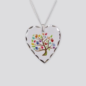 Tree Of Hands Necklace
