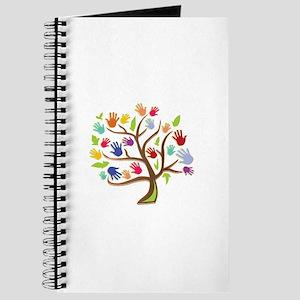 Tree Of Hands Journal