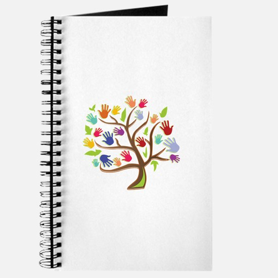 Tree Of Hands Journal
