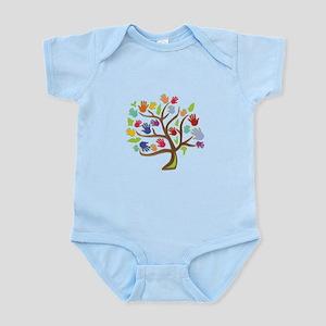 Tree Of Hands Body Suit