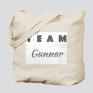 TEAM GUNNAR Tote Bag