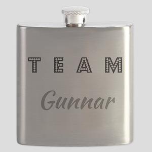 TEAM GUNNAR Flask