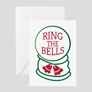 Ring The Bells Greeting Cards
