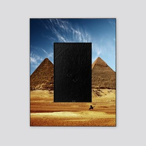 Egyptian Pyramids and Camel Picture Frame