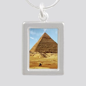 Egyptian Pyramids and Camel Necklaces