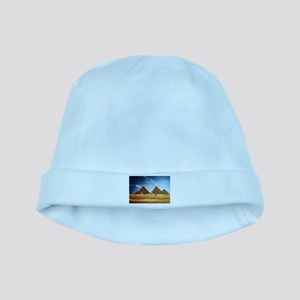 Egyptian Pyramids and Camel baby hat