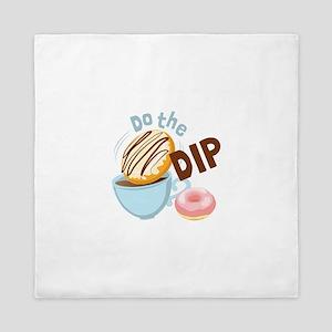 Do The DIP Queen Duvet
