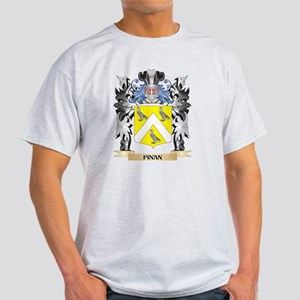 Finan Coat of Arms - Family Cre T-Shirt