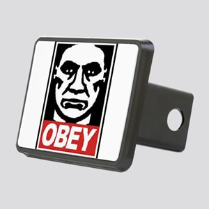 Obey Rectangular Hitch Cover