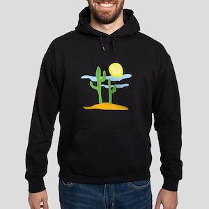 Desert Cactus Hoodie
