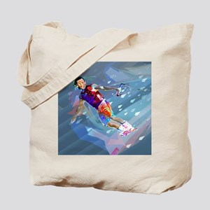 Super Crayon Colored Wakeboarding in the Tote Bag