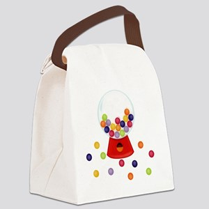 Gumball_Machine Canvas Lunch Bag