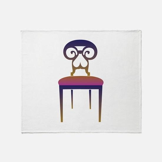 Chair Throw Blanket