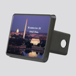 Washington DC Rectangular Hitch Cover