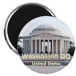 "Washington DC 2.25"" Magnet (10 pack)"