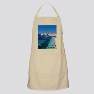 Croatia by the Beach  Apron