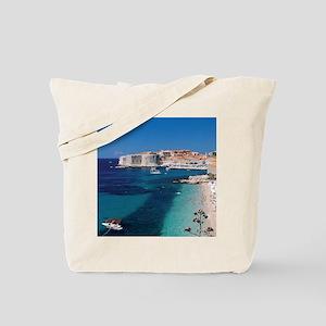 Croatia by the Beach  Tote Bag