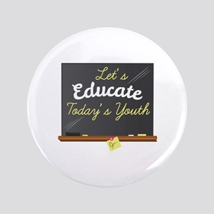 Let's Educate Button