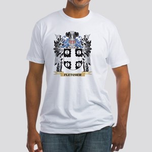 Fletcher Coat of Arms - Family Crest T-Shirt