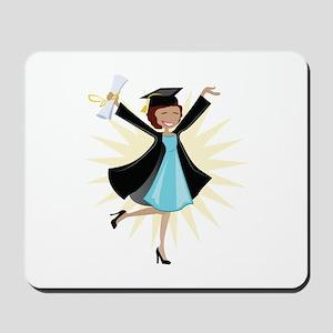Graduate Mousepad