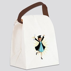 Graduate Canvas Lunch Bag