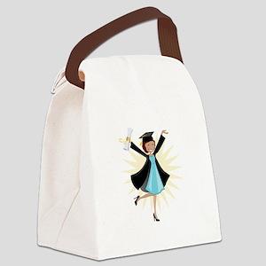 Graduate Canvas Lunch Bag