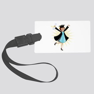 Graduate Luggage Tag