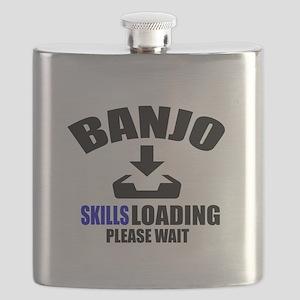 Banjo Skills Loading Please Wait Flask