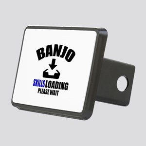 Banjo Skills Loading Pleas Rectangular Hitch Cover