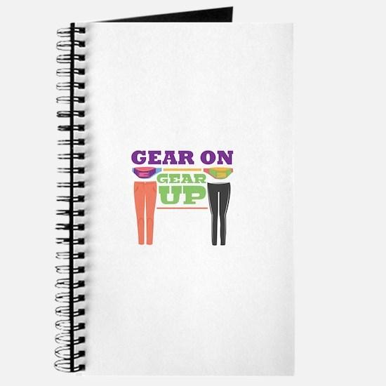 Gear On Journal