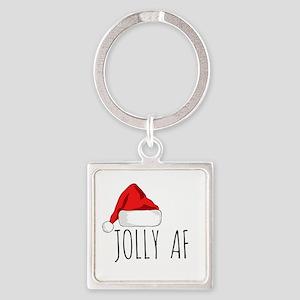 Jolly AF Keychains
