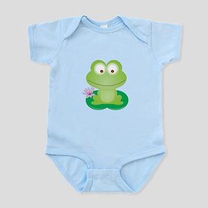Happy Frog Body Suit