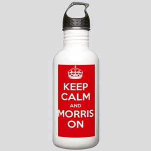 Keep Calm and Morris O Stainless Water Bottle 1.0L