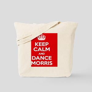 Morris Dancing Puzzel Tote Bag