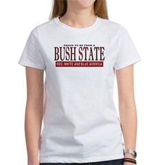 Bush State (Red State) Women's T-Shirt